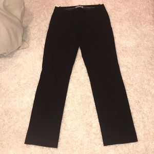 Gap True Straight Black Pants
